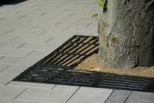 Ограждение для деревьев