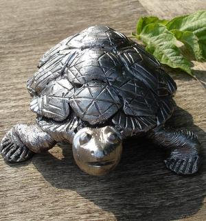 Кованая черепаха