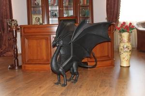 Кованый дракон 2