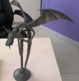 Кованый дракон 3