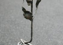 Кованый цветок