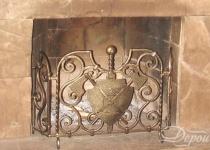 Каминная решетка