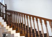 Деревянная лестница № 1