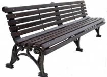 """Чугунная скамейка """"Классика Парковая"""""""