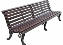 """Чугунная скамейка """"Нева Парковая"""""""