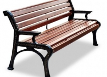 "Чугунная скамейка ""Ретро-Стиль 2"""