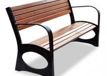 """Чугунная скамейка """"Тверь"""""""